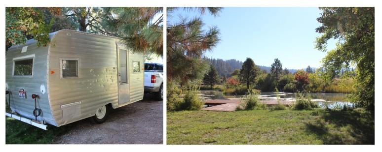 camper view
